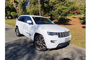 2016 Jeep Grand Cherokee 75th Edition