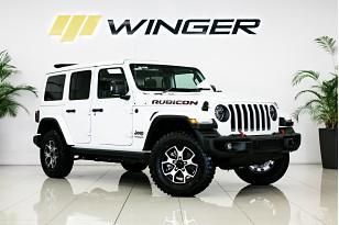 2020 Jeep Wrangler Rubicon JL