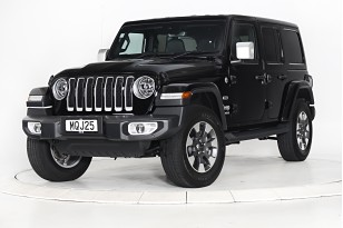 2020 Jeep Wrangler 4 Door Overland