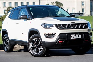 2019 Jeep Compass Trailhawk 2.4P 4WD 9A 5Dr Wagon