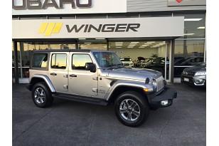 2020 Jeep Wrangler Overland Diesel