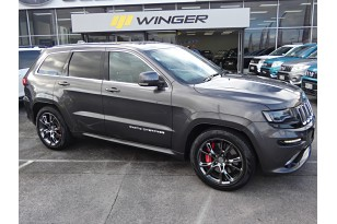 2016 Jeep Grand Cherokee SRT8 6.4P/4WD/8AT/SW