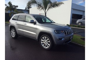 2017 Jeep Grand Cherokee Limited 5.7P/4Wd/8At