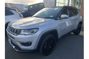 2020 Jeep Compass Limited 2.4P/4Wd/9At