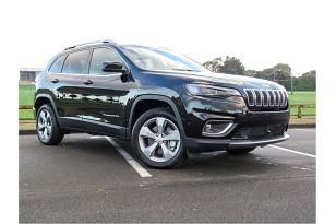 2020 Jeep Cherokee LIMITED V6 3.2 4x4