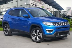 2020 Jeep Compass Limited 2.4Lt Petrol 4X4