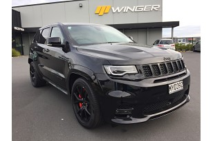2020 Jeep Grand Cherokee SRT 6.4L