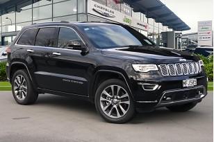 2019 Jeep Grand Cherokee Overland 3.0Lt Diesel