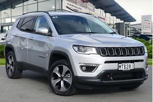 2020 Jeep Compass Limited 2.4Lt Petrol
