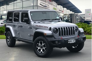 2020 Jeep Wrangler Rubicon 3.6Lt Petrol