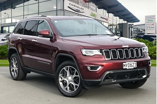 2020 Jeep Grand Cherokee Limited 3.0Lt Diesel