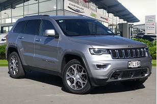 2020 Jeep Grand Cherokee Limited 3.6Lt Petrol