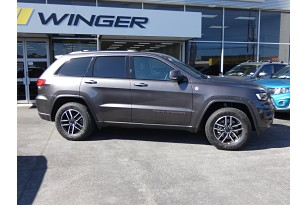 2021 Jeep Grand Cherokee Trailhawk MY21