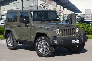 2016 Jeep Wrangler Rubicon 3.6Lt Petrol