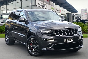 2016 Jeep Grand Cherokee SRT 6.4Lt Petrol
