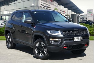 2020 Jeep Compass Trailhawk 2.4Lt Petrol