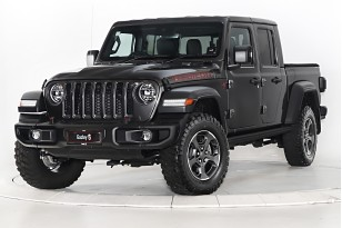 2021 Jeep Gladiator Rubicon 4WD