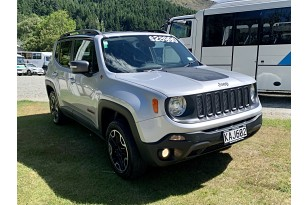 2016 Jeep Renegade Trailhawk 2.4 4WD