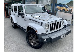2018 Jeep Wrangler Golden Eagle 3.6 4D