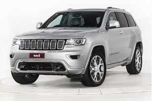 2021 Jeep Grand Cherokee Overland 4WD