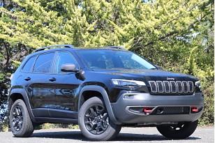 2020 Jeep Cherokee Trailhawk 3.2L Petrol Auto