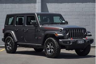 2020 Jeep Wrangler Rubicon 2.0PT 4WD 8A 5Dr Wagon