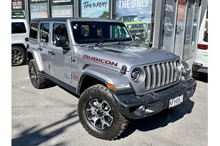 2020 Jeep Wrangler 3.6 Rubicon 4 Door