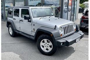 2011 Jeep Wrangler 3.8 4 Door Petrol