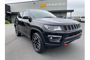 2021 Jeep Compass Trailhawk 2.4L 9A