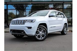 2021 Jeep Grand Cherokee OVERLAND 3.0D 4X4