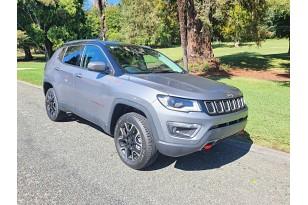 2021 Jeep Compass Trailhawk 2.4L 9A