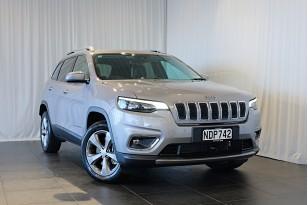 2020 Jeep Cherokee Limited 3.2L Petrol