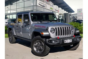 2021 Jeep Gladiator Rubicon 3.6P