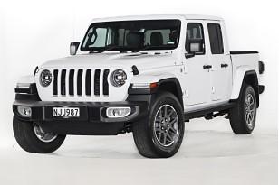 2021 Jeep Gladiator 4DR Overland