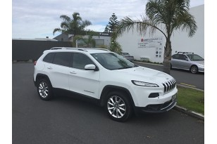 2017 Jeep Cherokee Limited 3.2P/4Wd/9At