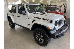 2021 Jeep Wrangler Rubicon JL