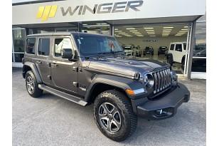 2021 Jeep Wrangler 4 Door Sport 3.6L P