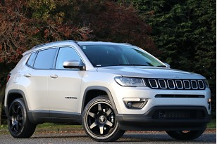 2021 Jeep Compass Longitude 2.4L 6A