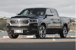2021 RAM 1500 DT Limited Chrome Launch Edition