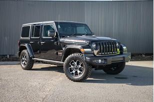 2021 Jeep Wrangler Rubicon 3.6P/4Wd/8At