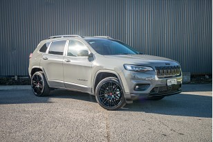 2021 Jeep Cherokee Limited 3.2P/4Wd/9At