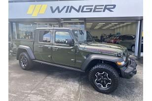 2021 Jeep Gladiator Rubicon MY21