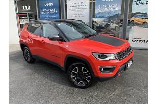 2021 Jeep Compass 2.4 TrailHawk 4WD