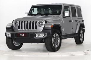 2021 Jeep Wrangler Overland 4X4