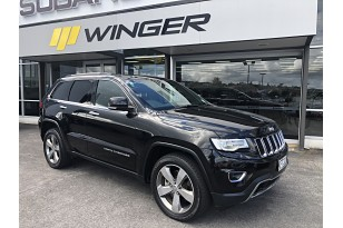 2016 Jeep Grand Cherokee Limited 5.7